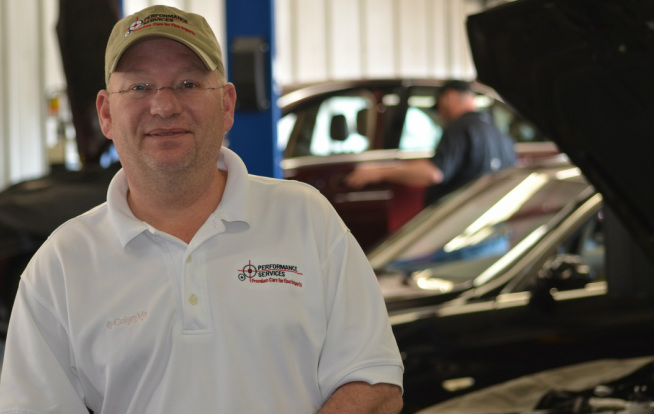 Frank Jackson, Owner of Performance Services in Opelika, AL (334) 749-1588