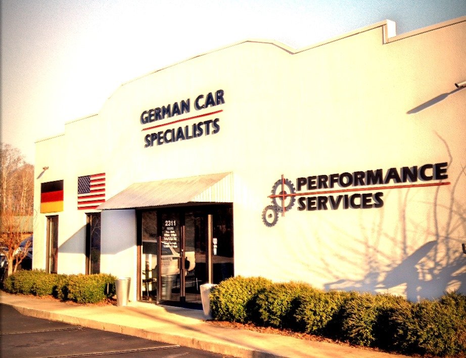 Performance Services for Auburn students - BMW, VW, Mercedes and German Auto Repair in Auburn AL