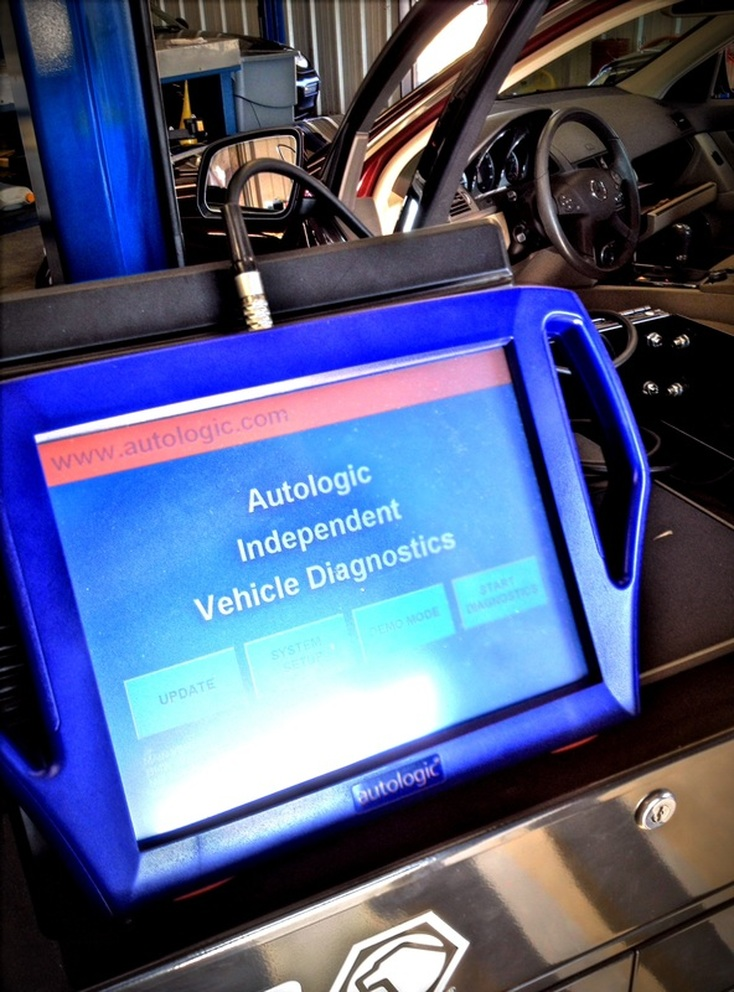 Factory diagnostics available for BMW, Mercedes and Audi for AU Students in Auburn, AL